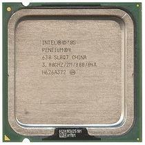 Pentium 4 630 3ghz/2m/800 Cpu Socket 775