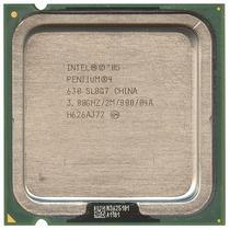 Pentium 4 Ht (630) A 3.0/2mb/800 Con Pasta Termica