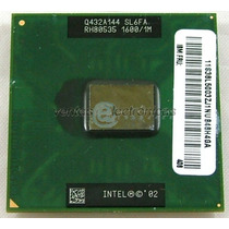 Procesador Intel® Pentium M Processor 1.60 Ghz,1mcache, Ipp3