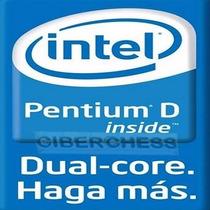 $150 Intel Pentium D-945 3.4ghz/4mb/800/775 Procesador Sl9qq