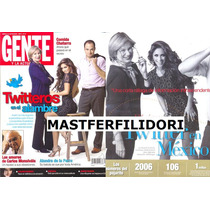 Anahi Rbd Revista Gente De Agosto 2010