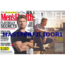 Chris Hemsworth Thor Revista Men¿s Health Usa Mayo 2011