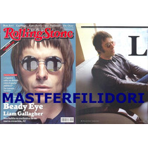 Liam Gallager Oasis Revista Rolling Stone Mexico 2013
