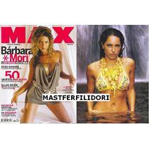 Barbara Mori Revista Max De Septiembre 2005 Thalia