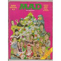 Revista Mad México Super Especial # 2 De 1979 Ed. Lisa