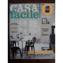 Revista Libro Italia Italiano Casa Facile Año 2011 Souvenir