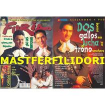 Pedro Vs Alejandro Fernandez Furia Musical Septiembre 1995