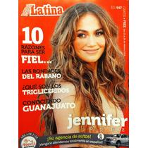 Revista Vida Latina Usa Jennifer Lopez Jlo