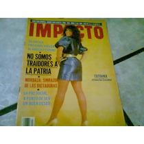 Tatiana. En: Revista Impacto $ 70.00 ( Junio-1986)