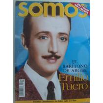Revista Somos Emilio Tuero Artistas Mexicanos
