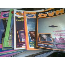 Lote Reporte Ovni 25 Números Revistas Vv4