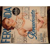 Revista Fernanda Portada Angelique Boyer De Coleccion