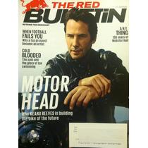 Keanu Reeves Star Wars Revista The Red Bulletin