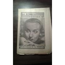 Novela Semanal Años 40 De La Prensa La Estrella Sonriente