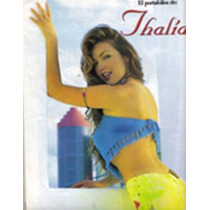 Revista Tv. Notas. Presenta: El Portafolios De: Thalia
