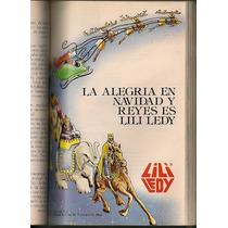 Catálogo 32 Páginas Juguetes Lili Ledy Revista De 1981 Ndd