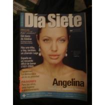 Revista Dia Siete Angeline Jolie