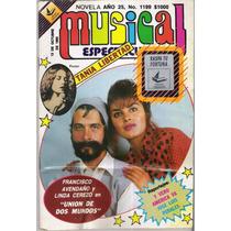 Fotonovela Musical Espectacular Años 90s Yuri Tatiana Wsl