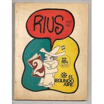 El Segundo Aire Rius Librocomic Ilustrado 1a Edición 1973