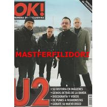 U2 Bono Revista Ok! Mexico Edicion Especial 2009 Mn4