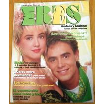 Revista Eres Andres Y Andrea Legareta Num 19 - Junio De 1989