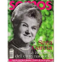Revista Somos Presenta A:sara Garcia.(la Abuelita Del Cine)