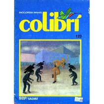 Revista Enciclopedia Infantil Colibrí
