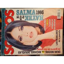 Revista Somos Con Portada Salma Hayek De Coleccion Somos Uno