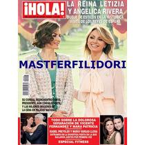 Angelica Rivera Y Letizia De España Revista Hola Julio 2015
