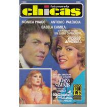 Fotonovela Chicas: Monica Prado,antonio Valencia,isabela C.