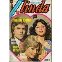 Fotonovela Linda: Antonio Valencia, Isabel Estrada, Norma A.