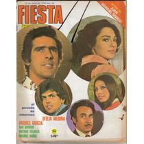 Fotonovela Fiesta (grande): Andres Garcia, Ofelia Medina
