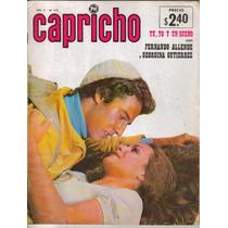 Fotonovela Capricho: Fernando Allende Y Georgina Gutierrez