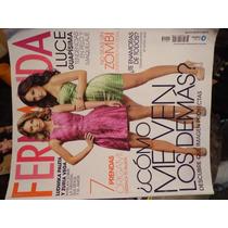 Revista Fernanda Portada Ludwika Paleta Y Zuria Vega Colecci