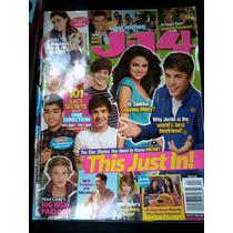 J-14 - One Direction, Selena Gomez