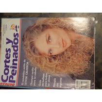 Revista Belleza Cortes Y Peinados Portada Leticia Calderon