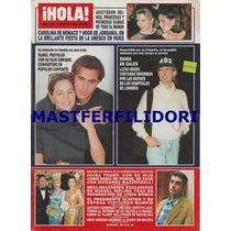 Enrique Iglesias Isabel Preysler Revista Hola España 1995