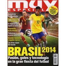 Especial Muy Interesante Mundial Brasil 2014 Televisa Maa