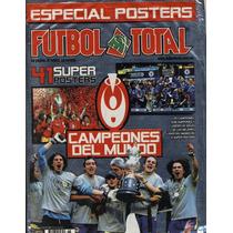 Revista Futbol Total Especial Campeones Del Mundo