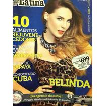 Belinda Revista Vida Latina Usa