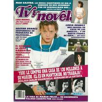 Revista Tv Y Novelas Núm.17 En La Portada Luis Miguel