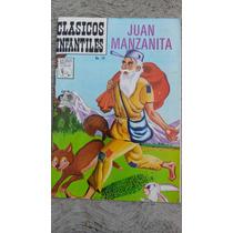 Juan Manzanita. Clasicos Infantiles 70`s
