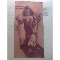 Kiss, Village People, Recortes De Revistas De Los 70