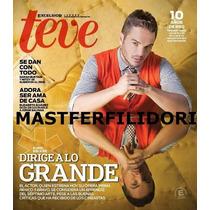 Kuno Becker Revista Teve De Julio 2014 Thalia