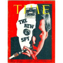 Revista Time Octubre 11 1971 · El Nuevo Espía
