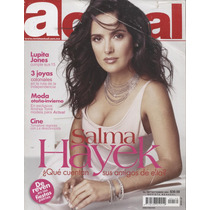 Salma Hayek En Varias Revistas, Cinemania, Eres, Actual