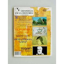 Grandeza En La Historia, La Atlántida, Solón, Angela Peralta