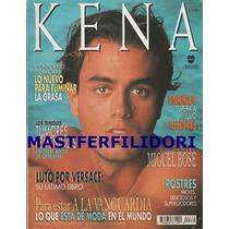 Enrique Iglesias Revista Kena De Agosto 1997
