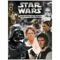 Guerra Galaxias Star Wars Revista #0 Colección Figuras Plomo