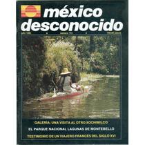 México Desconocido # 113 07 86 · El Otro Xochimilco